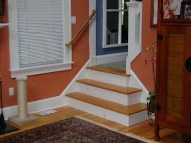 Stair Renovation in CT